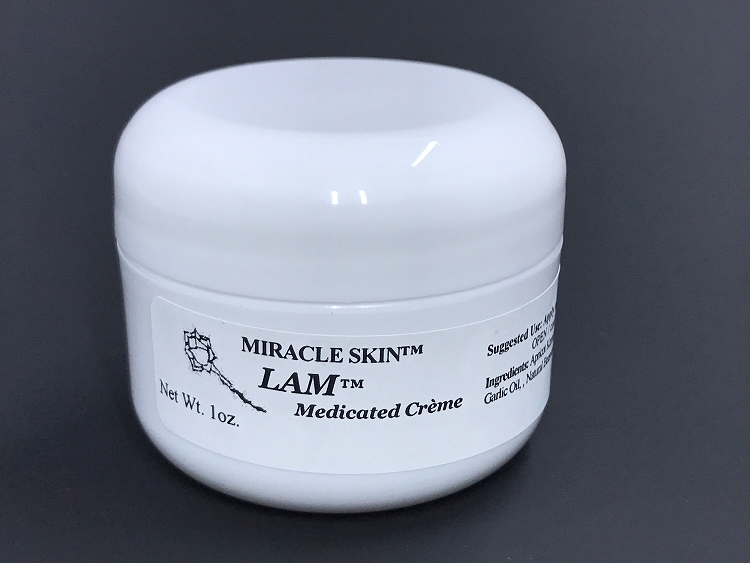 Miracle Skin LAM Cream - 1 oz