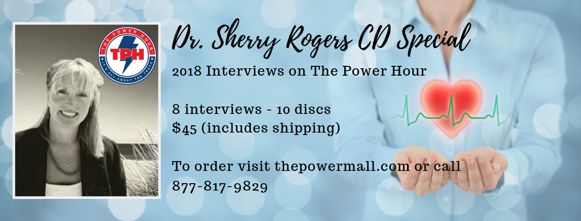 2018 Sherry Rogers CD Special