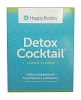 Happy Bodies Detox Cocktail Mix -  30 Individual Serving Packets Lemon
