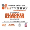 Numanna Freeze Dried Seasoned Hamburger