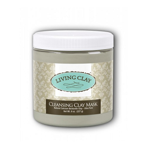 NEW! Cleansing Clay Mask - 8 oz