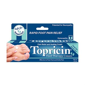 Topricin Foot Pain Tube 2oz