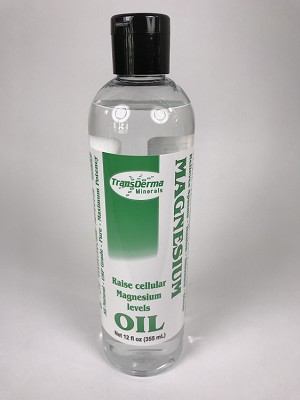 Magnesium Oil - 12 oz