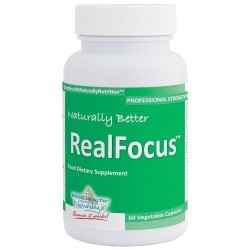 RealFocus - 60 Capsules 50% OFF!  (EXPIRED 12/2017)
