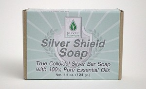 Silver Shield Bar Soap