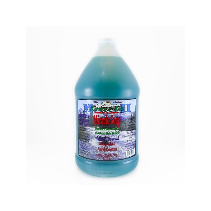 Miracle II Soap Regular - Gallon