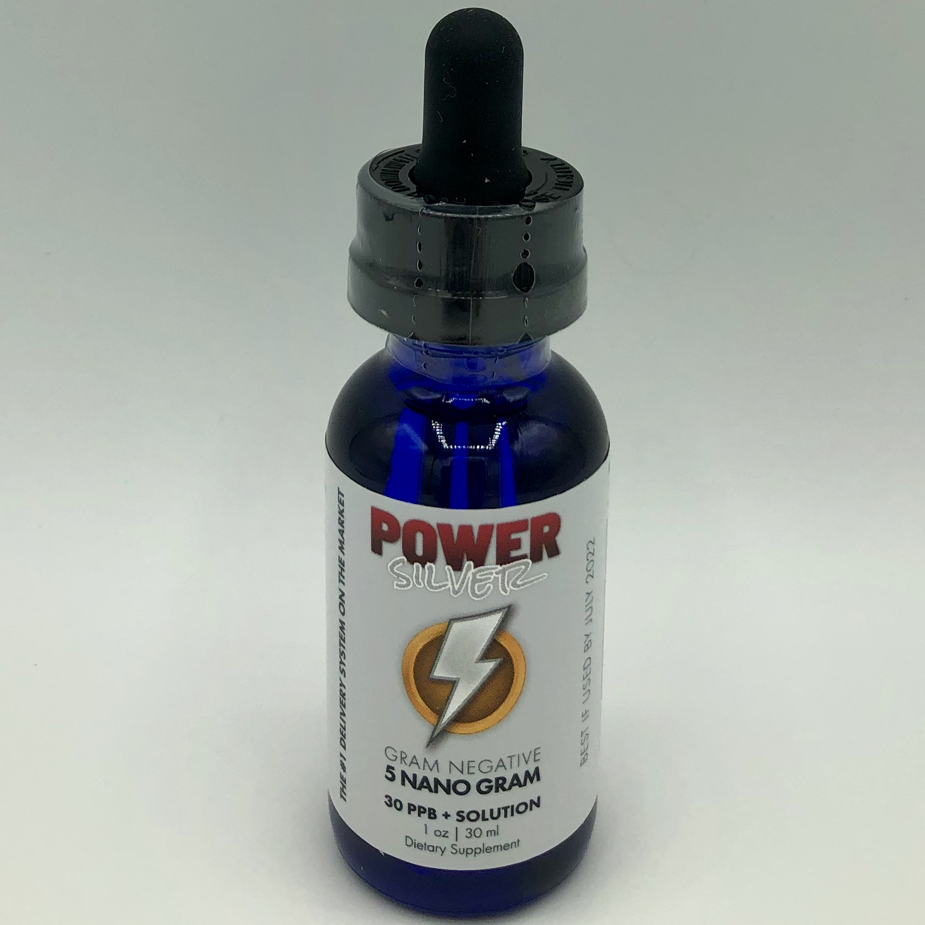 Power Silver - 1oz Nano Silver