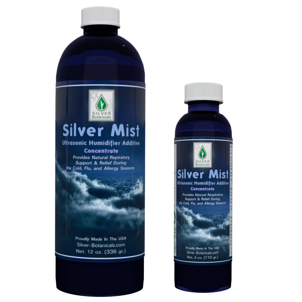 Silver Mist Humidifier Additive - 12 fl oz