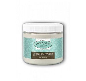 Detox Clay Powder - 16 oz (1 lb)